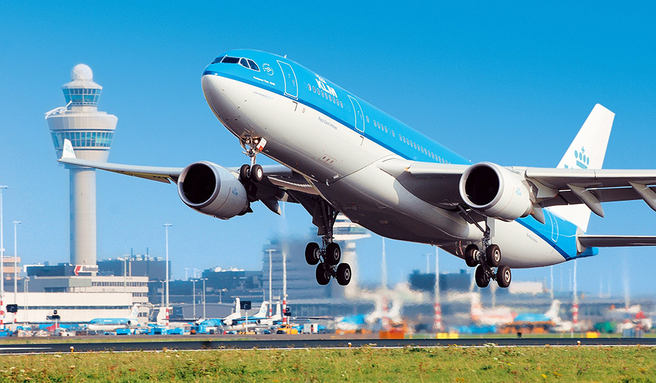 Dutch carrier KLM will soon land and take off in Namibia